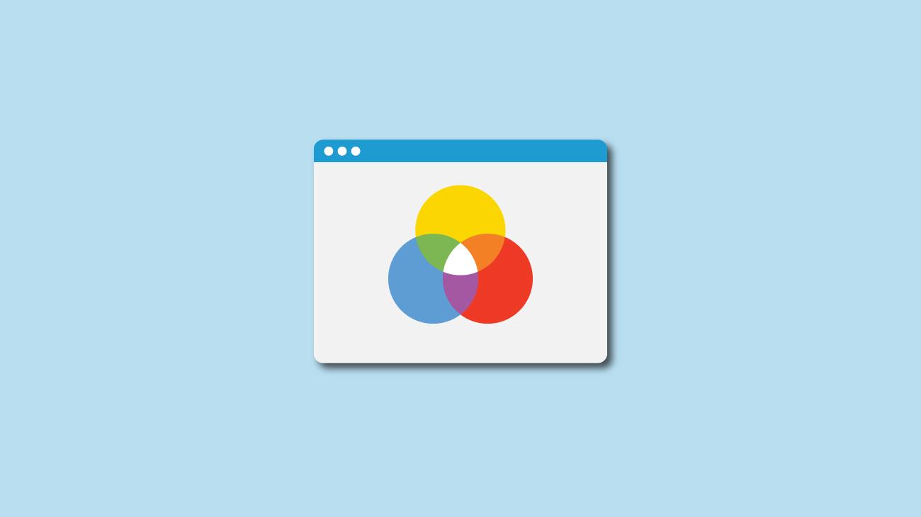 Colori e contrasto in un sito web accessibile