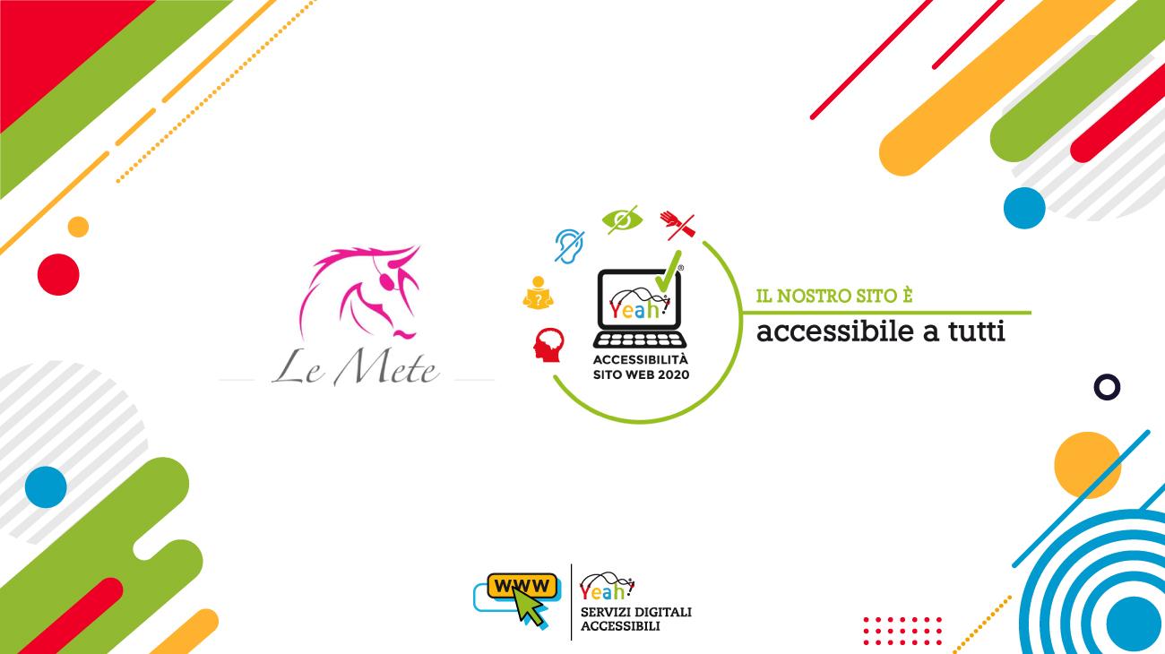 """""""Le Mete"""": un nuovo sito web accessibile"""