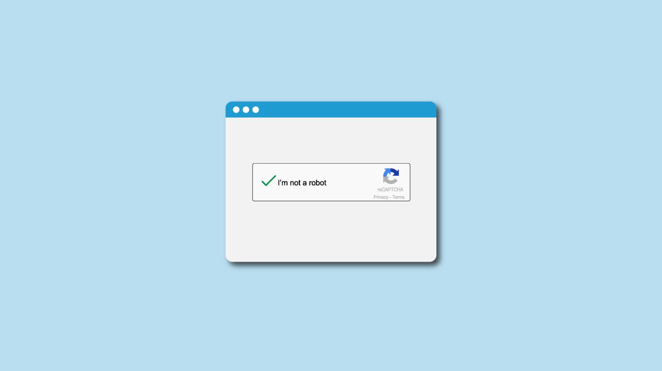 L'accessibilità dei captcha in un sito web
