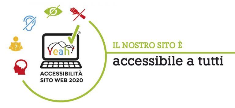 Certificazione di accessibilità Yeah