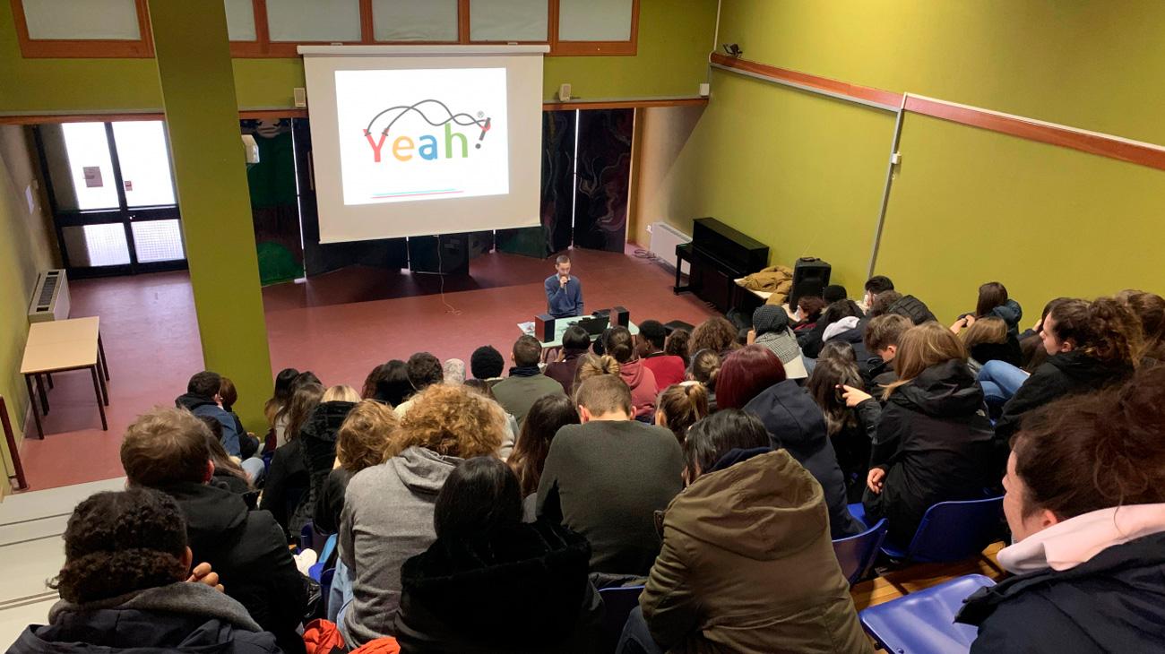 Yeah e la scuola: insieme per l'inclusione
