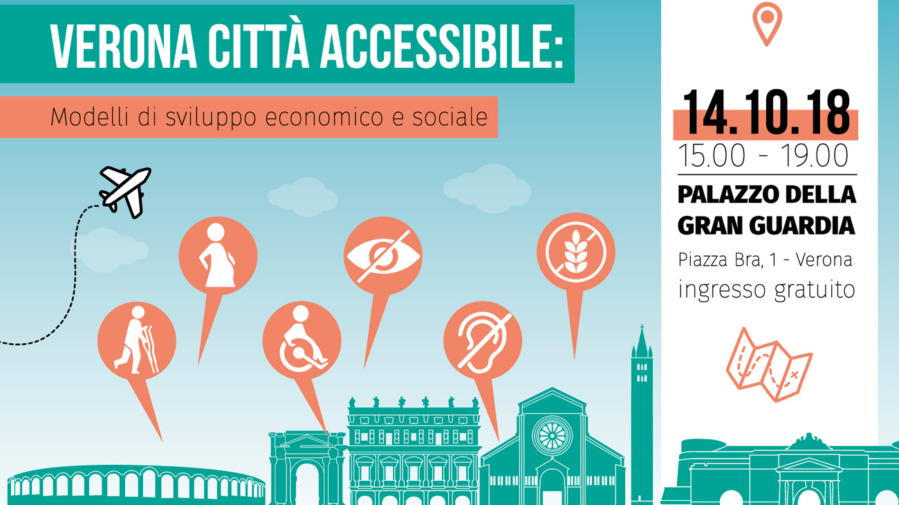 Verona città accessibile 2018
