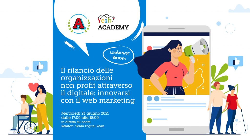Il rilancio delle organizzazioni non profit attraverso il digitale: innovarsi con il web marketing